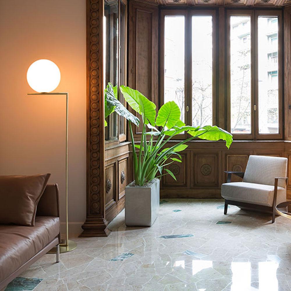 Ic Lights Floor Lamp By Flos