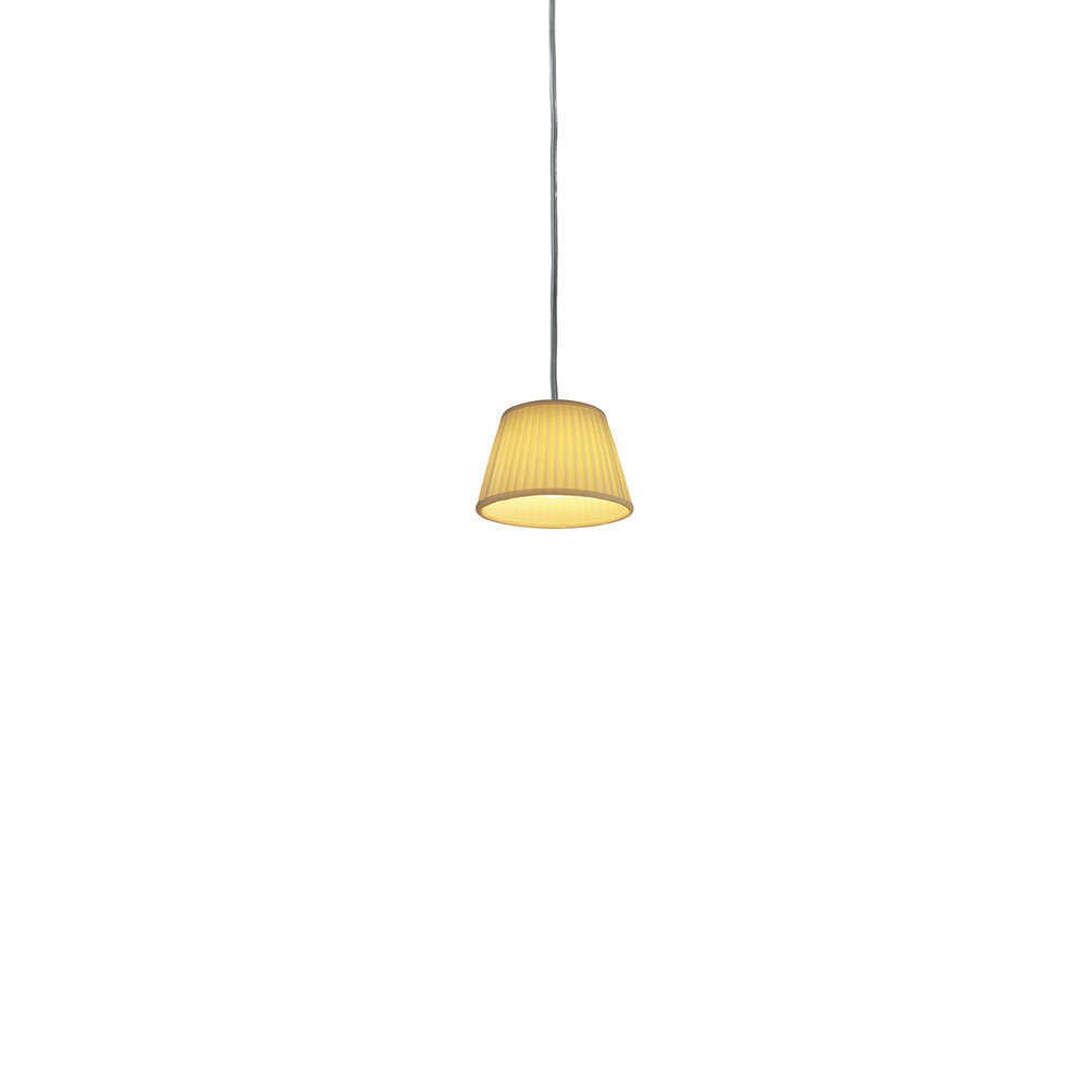 Romeo Babe Soft Suspension Lamp by Flos