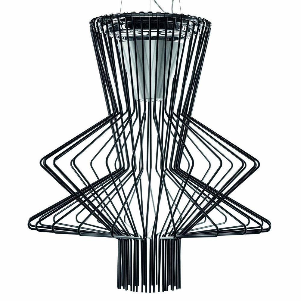 Allegro Ritmico Suspension Lamp by Foscarini