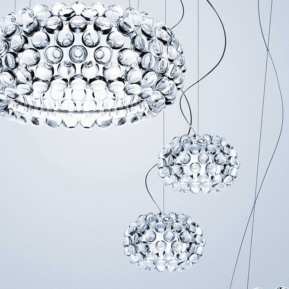Caboche Suspension Lamp by Foscarini