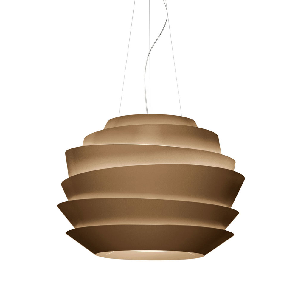 Le Soleil Suspension Lamp by Foscarini