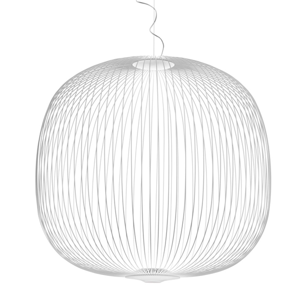 Spokes 2 Large Suspension Lamp by Foscarini