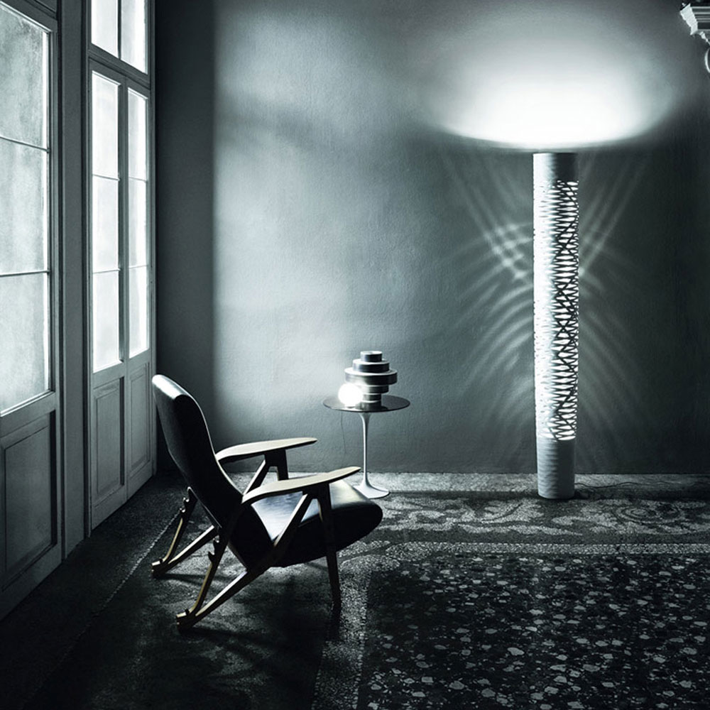 Tress Floor Lamp by Foscarini
