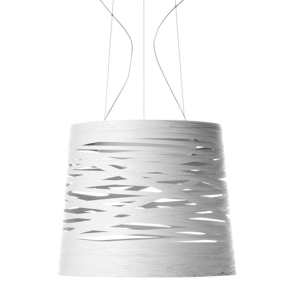 Tress Grande Suspension Lamp by Foscarini