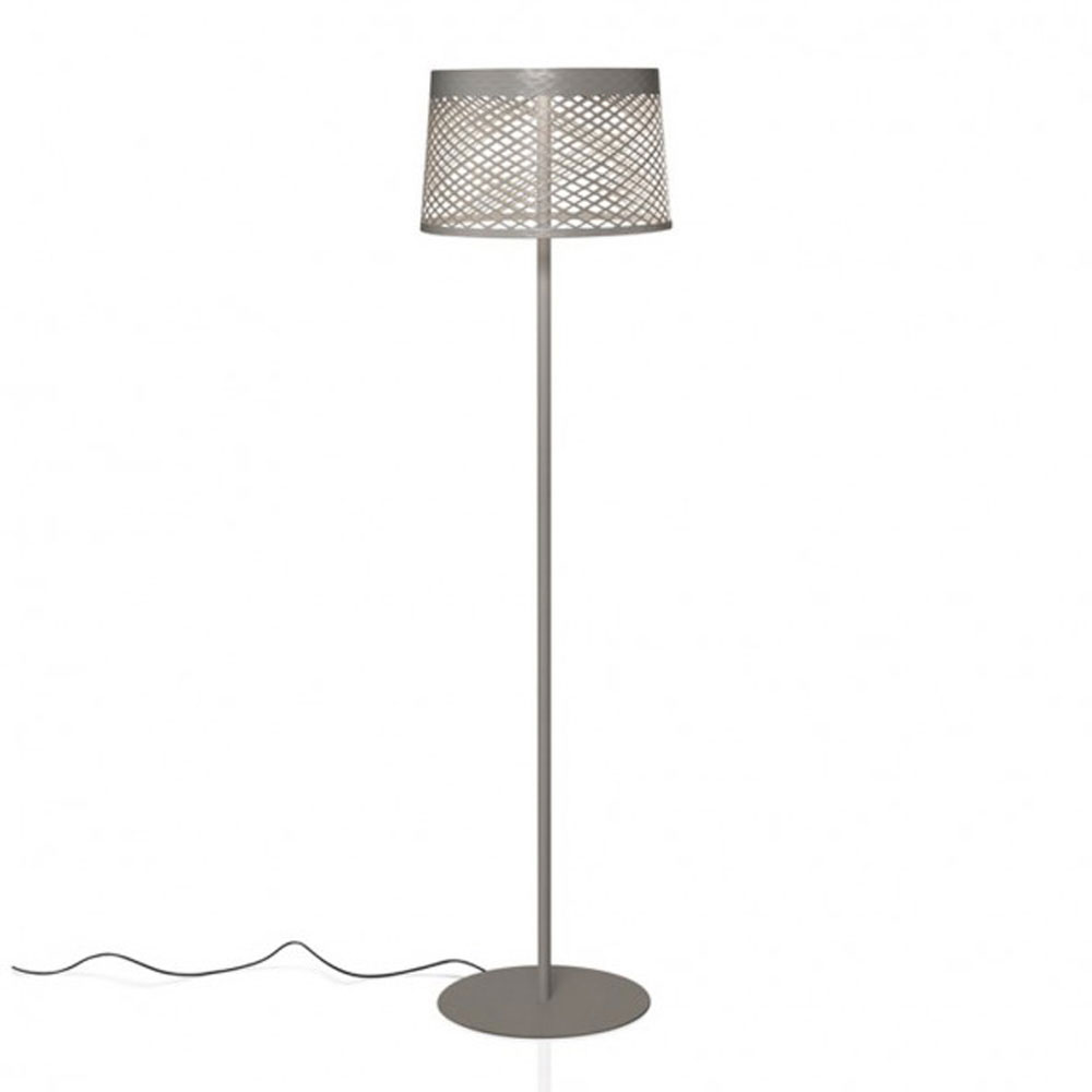Twiggy Grid Lettura Floor Lamp by Foscarini
