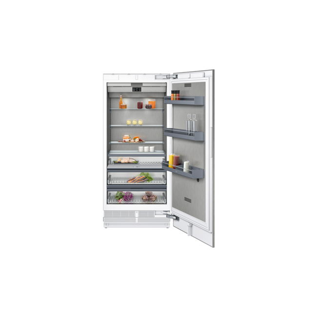 vario refrigerator 400 series rc492304 by gaggenau. Black Bedroom Furniture Sets. Home Design Ideas