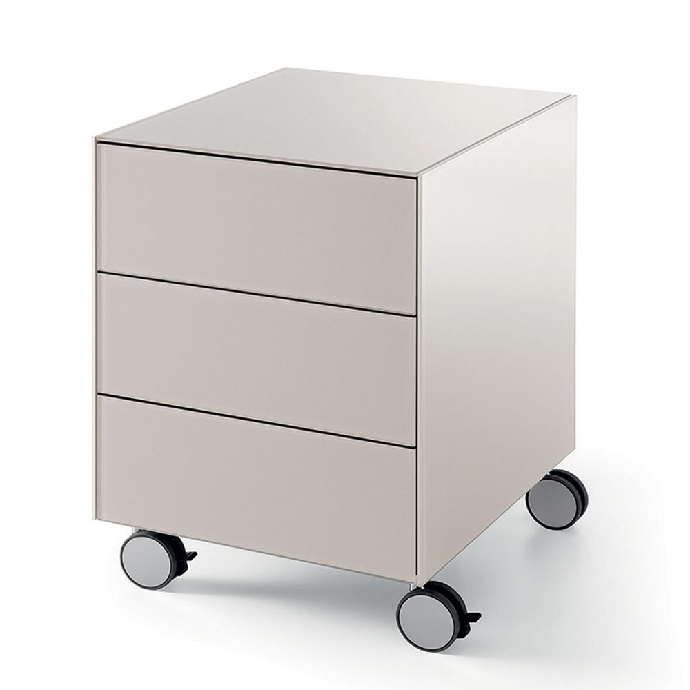 Air Drawer 3 Trolley by Gallotti & Radice