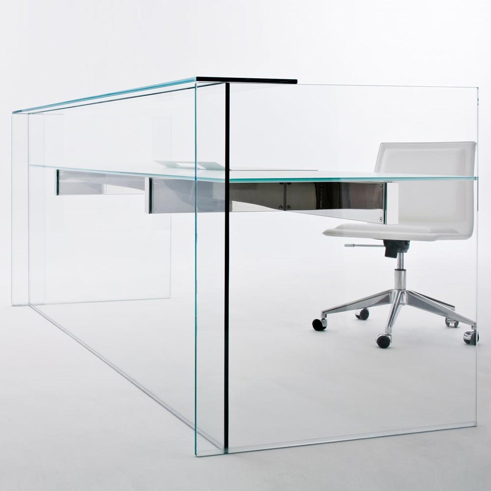 Air Hall Office Desk by Gallotti & Radice