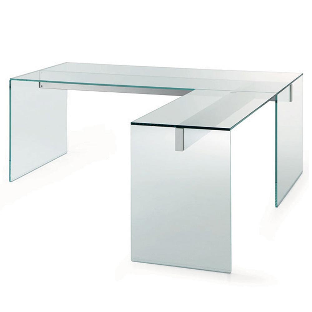 Air L Office Desk by Gallotti & Radice