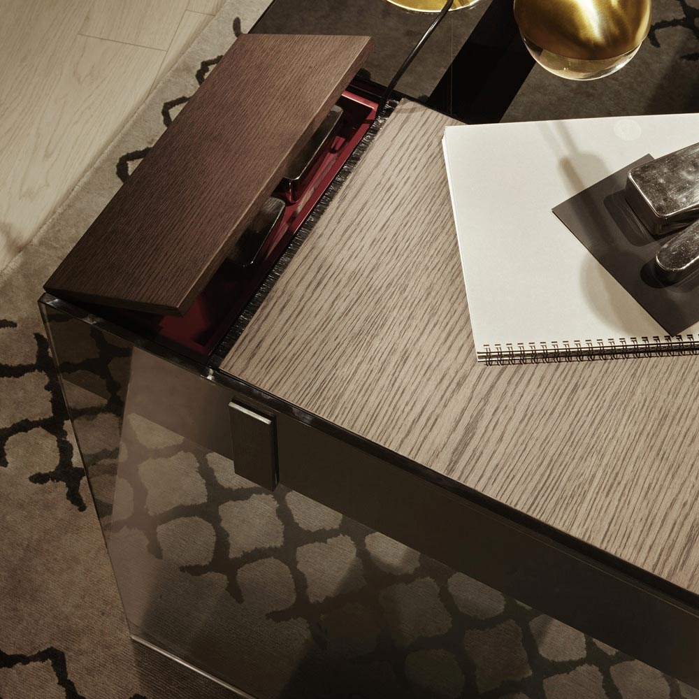 Air W Office Desk by Gallotti & Radice