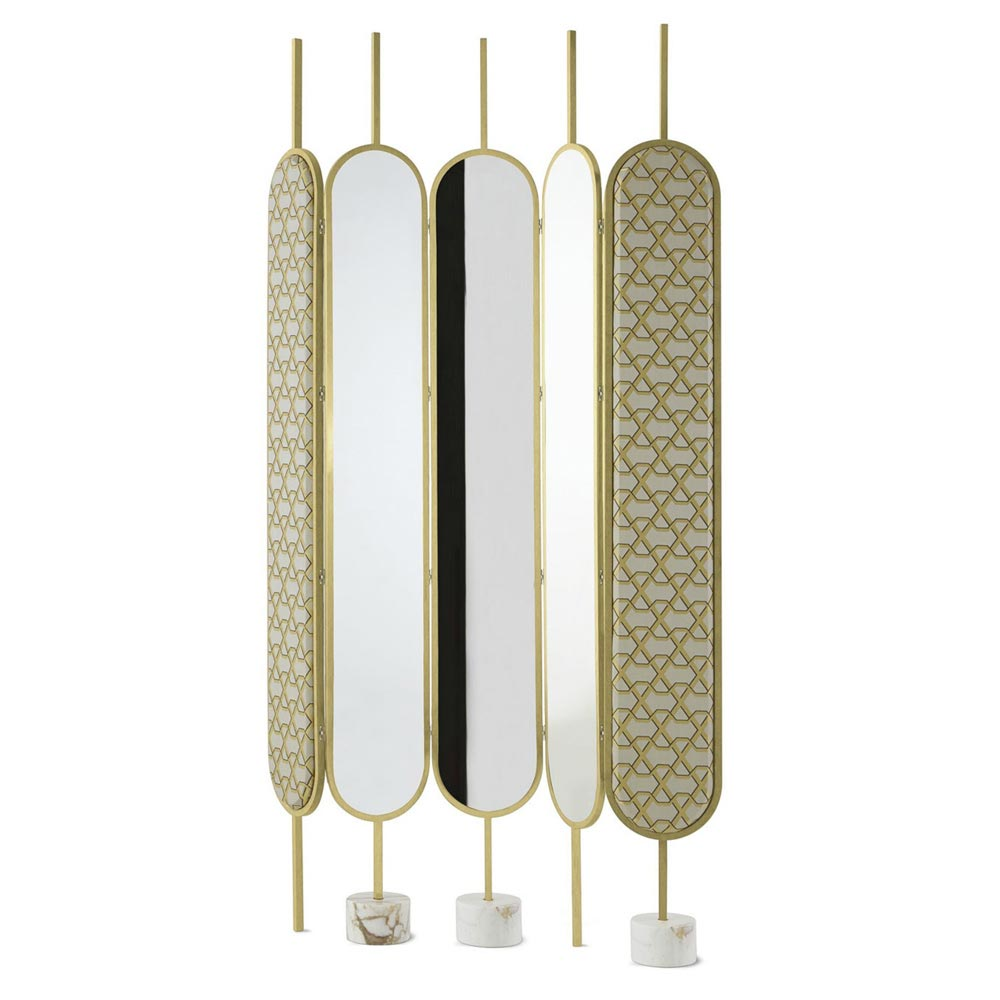 Chloe Room Divider by Gallotti & Radice