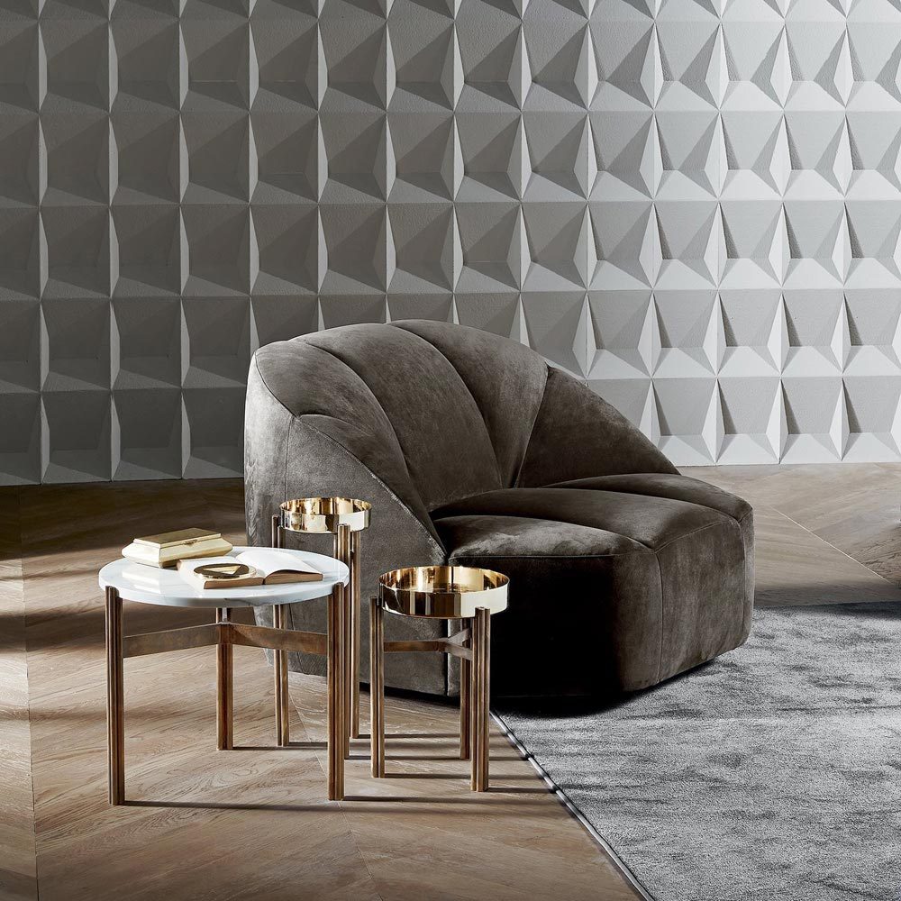 Cloud Lounger by Gallotti & Radice