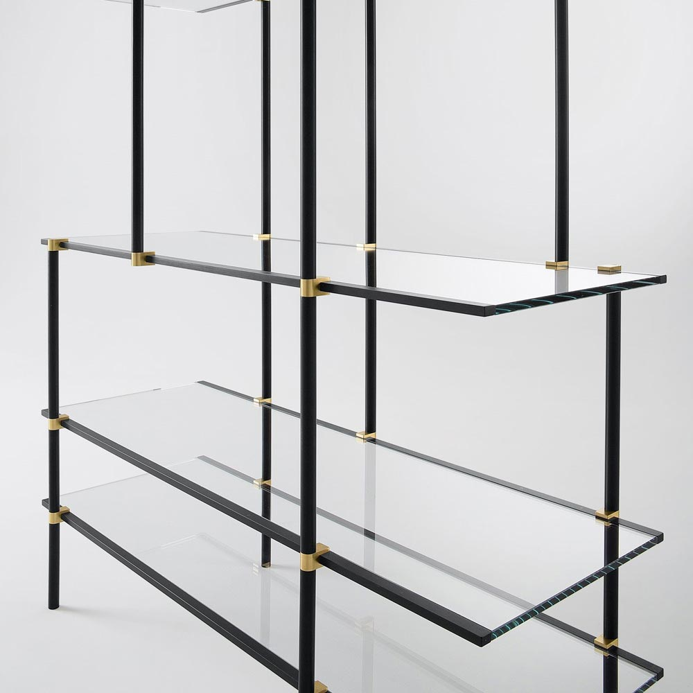 Drizzle Bookcase by Gallotti & Radice
