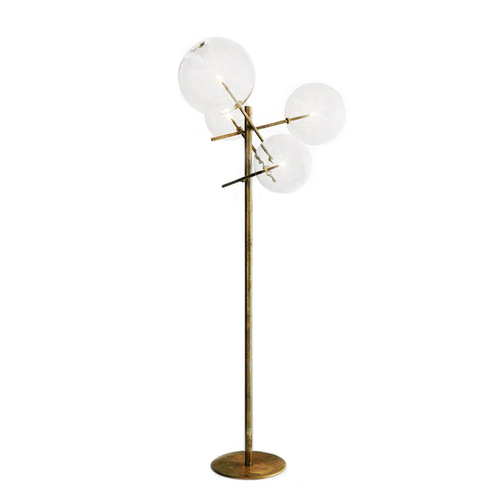 Earth Bubbles Floor Lamp by Gallotti & Radice