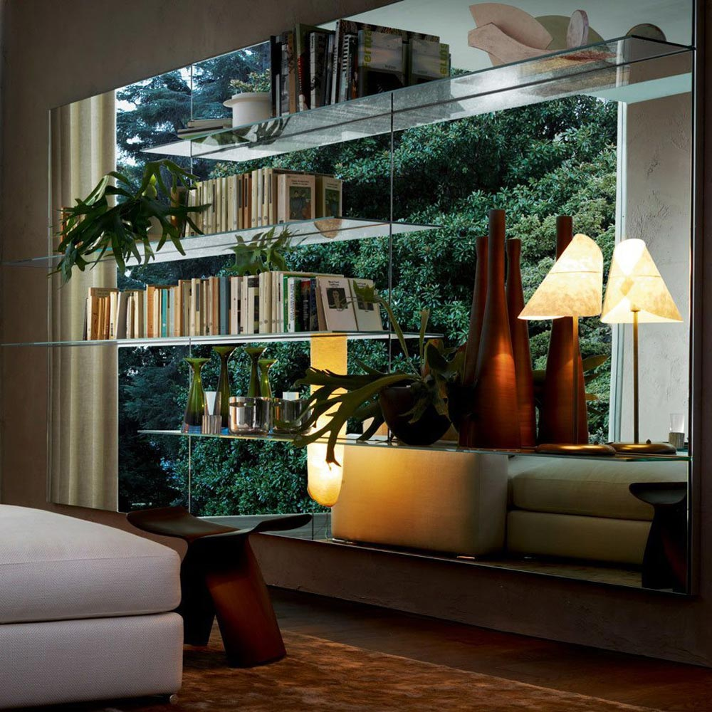 Elle Plus 10 Bookcase by Gallotti & Radice