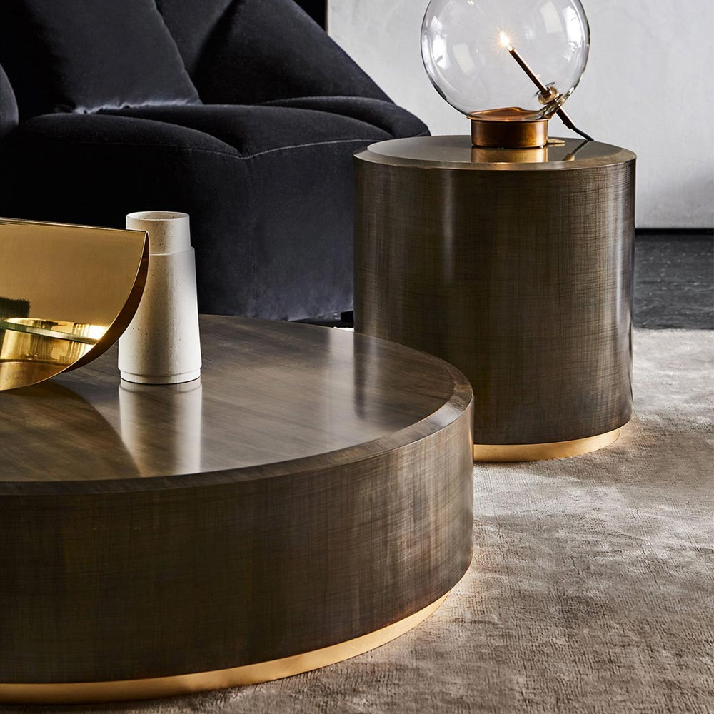 Gong Coffee Table by Gallotti & Radice