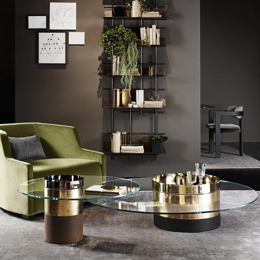 Haumea Coffee Table by Gallotti & Radice