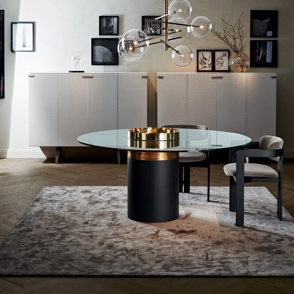 Haumea-T Dining Table by Gallotti & Radice