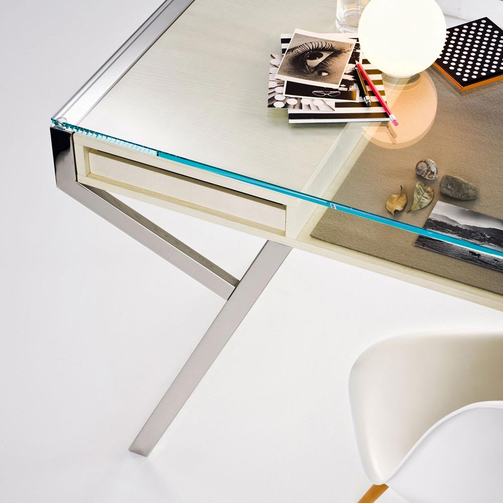 He Desk by Gallotti & Radice