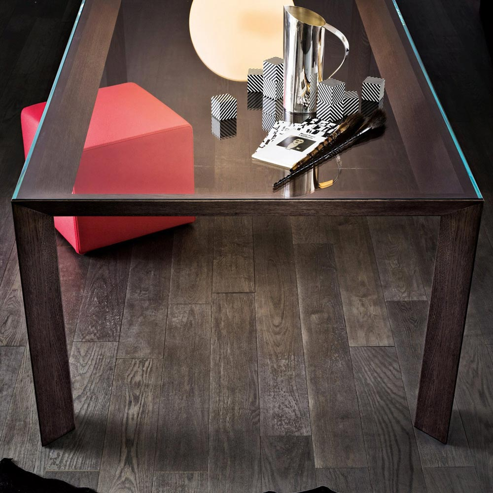 Koy Desk by Gallotti & Radice