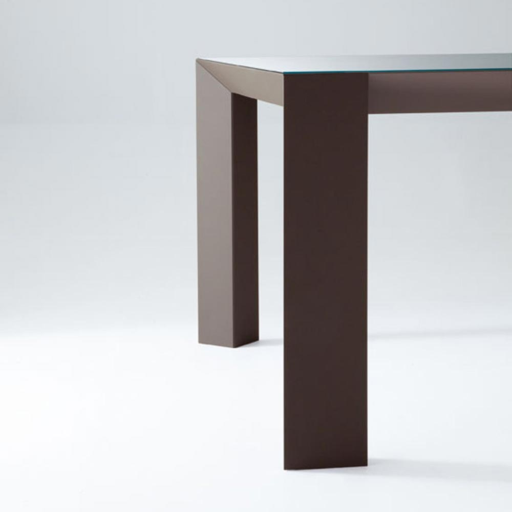 Koy Office Desk by Gallotti & Radice
