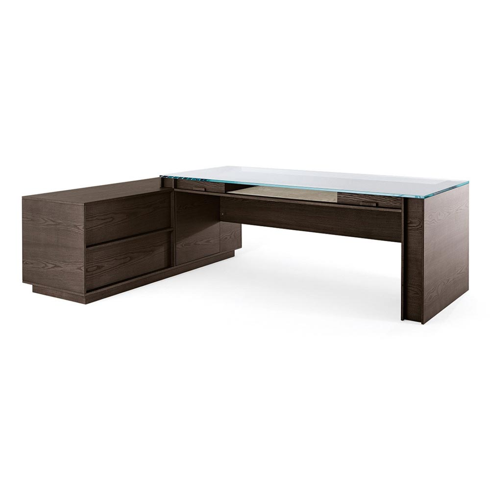 Milan Office Desk by Gallotti & Radice