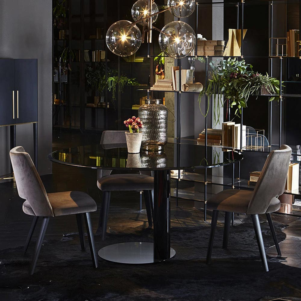 Oto Dining Table by Gallotti & Radice