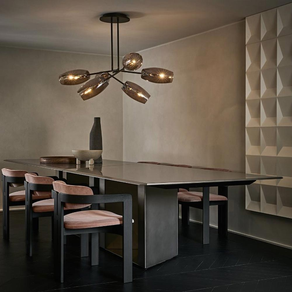 Platium System Dining Table by Gallotti & Radice