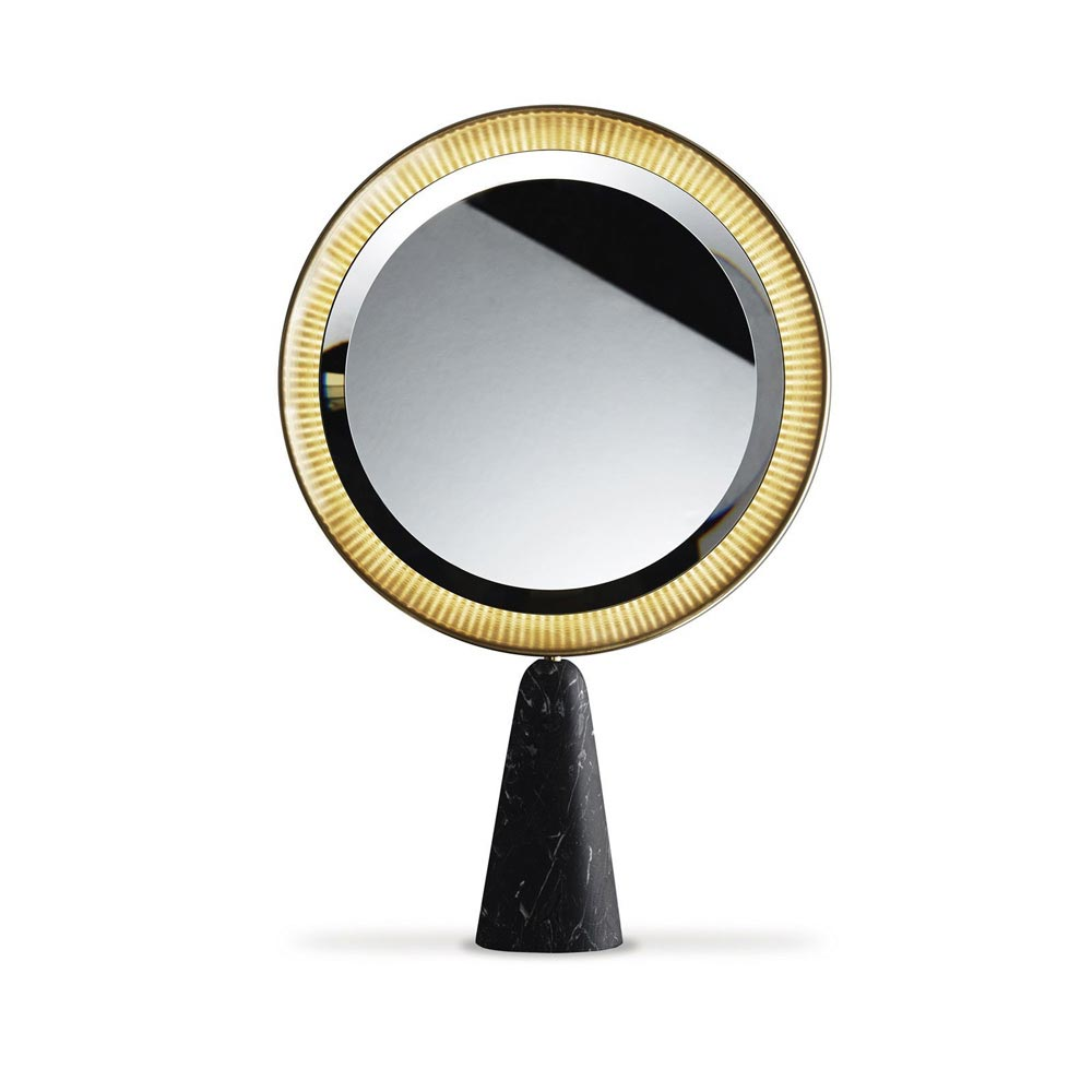 Selene Mirror by Gallotti & Radice