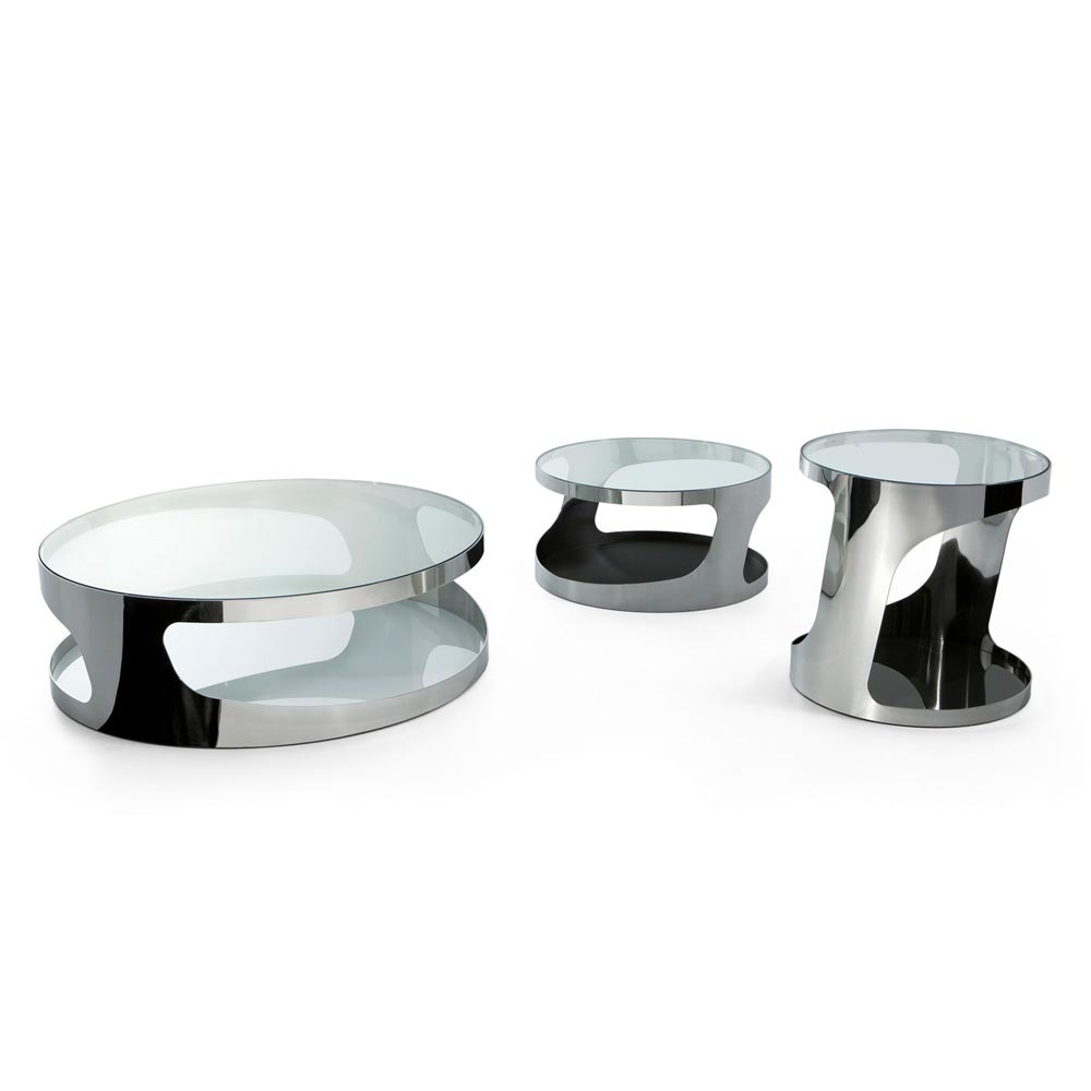 Tab Coffee Table by Gallotti & Radice