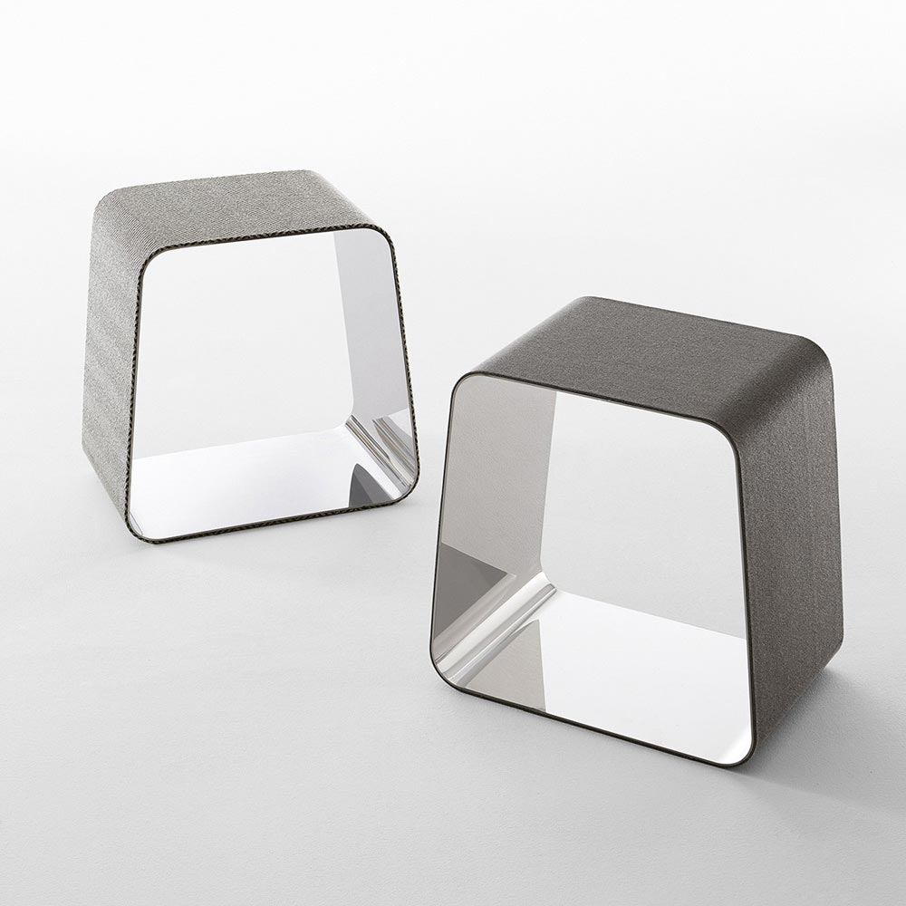 Wgs Stool by Gallotti & Radice