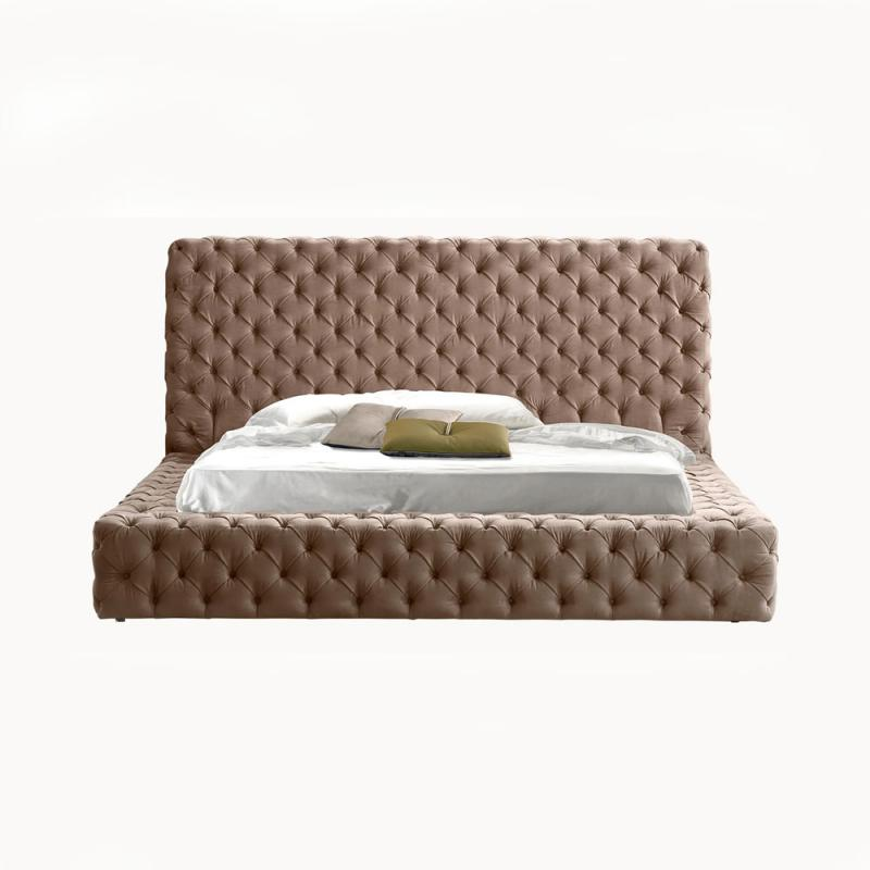 Aston Bold Night Double Bed by Gamma and Dandy
