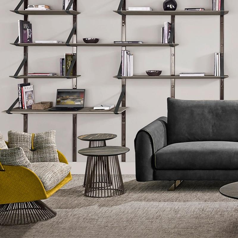 Brooklyn Bookcase by Gamma and Dandy