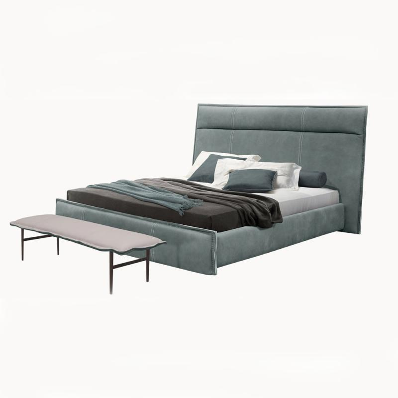 Flamingo Night Double Bed by Gamma and Dandy