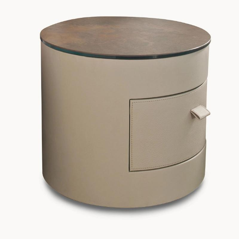 K012-D Bedside Table by Gamma & Dandy