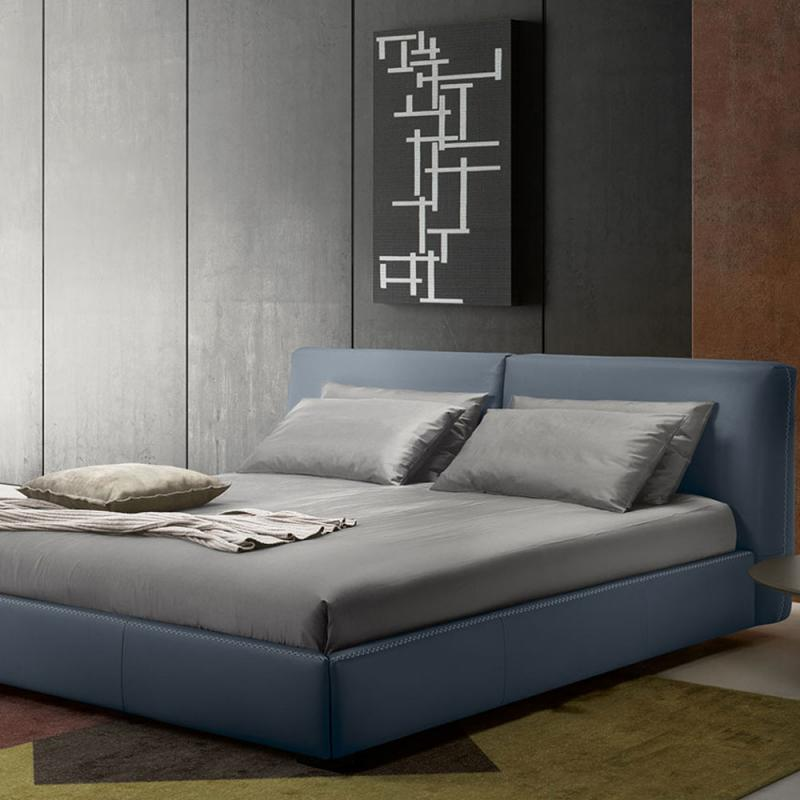 Twist Night Double Bed by Gamma and Dandy