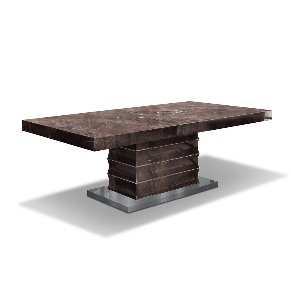 Absolute Rectangular Dining Table by Giorgio Collection