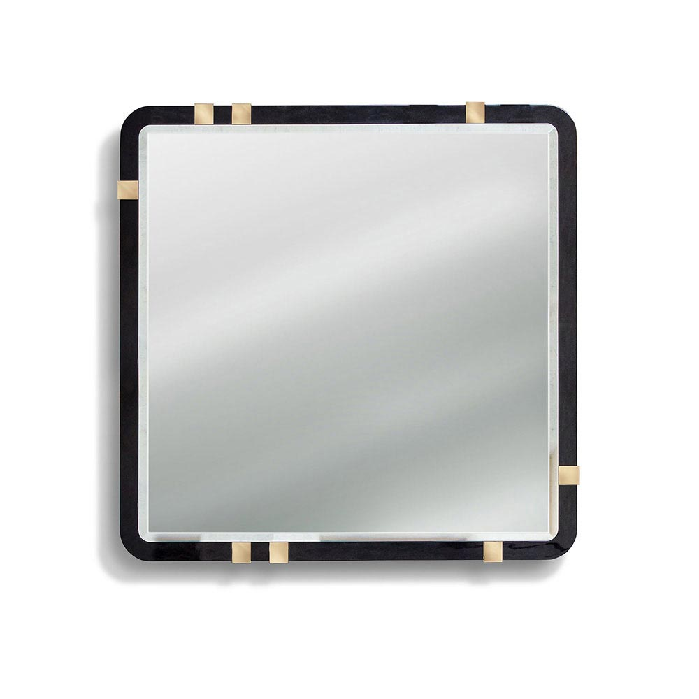 Charisma Square Mirror by Giorgio Collection