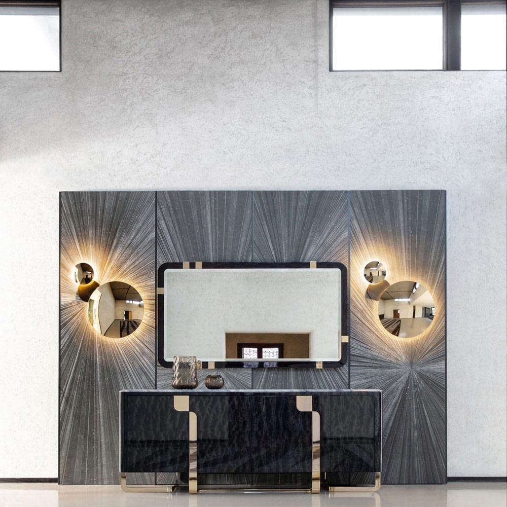 Charisma Wall Lamp by Giorgio Collection