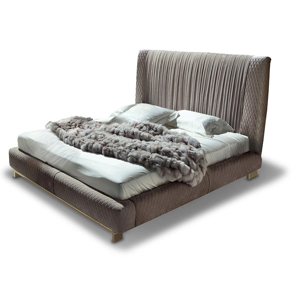 Infinity Double Bed by Giorgio Collection