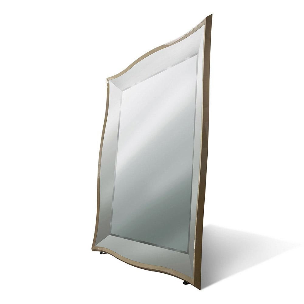 Lifetime Floor Mirror by Giorgio Collection