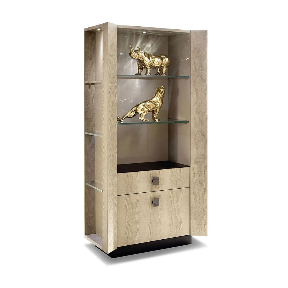 Lifetime Single Bookcase by Giorgio Collection