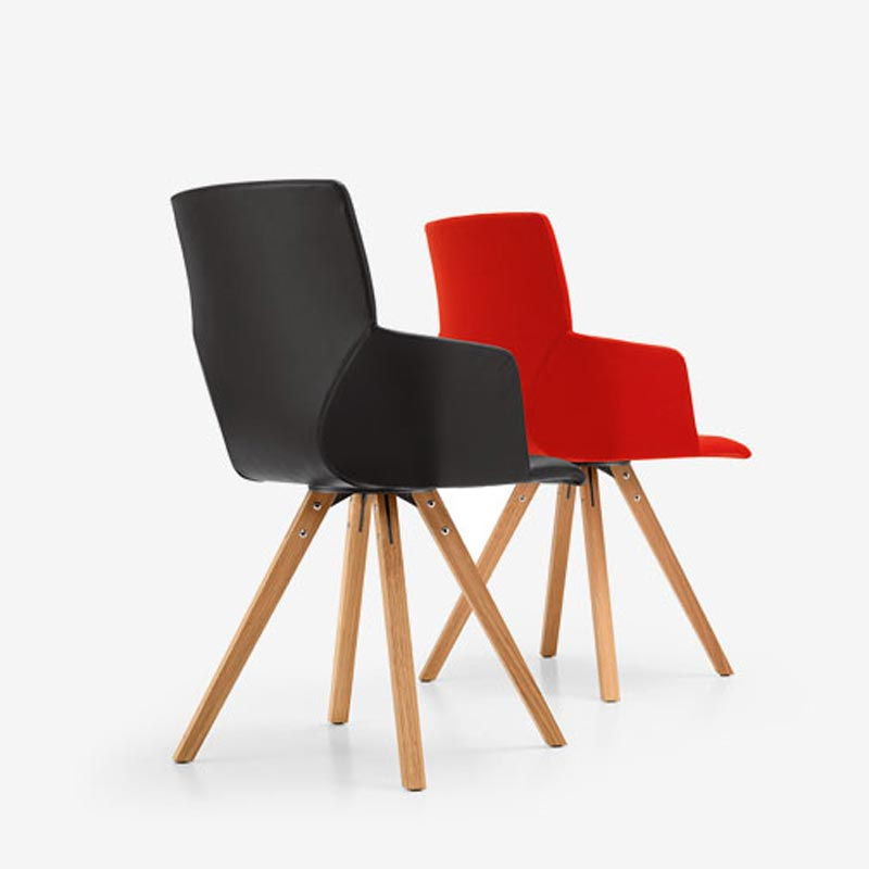 Yara Wl Armchair by Girsberger