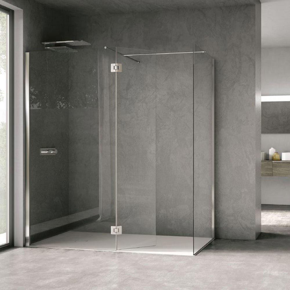 Air Shower Enclosure by Idea Group