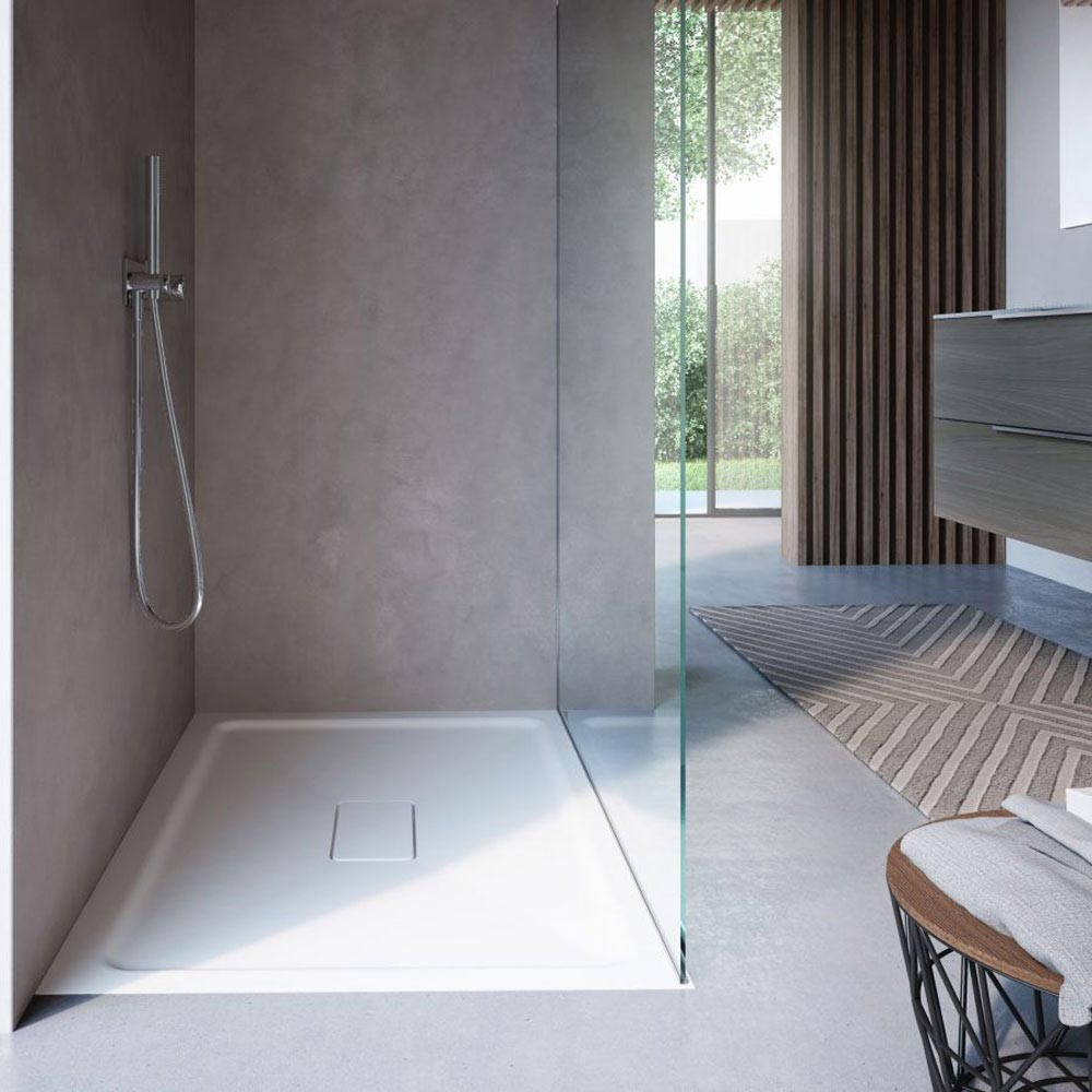 Basin Shower Tray by Idea Group