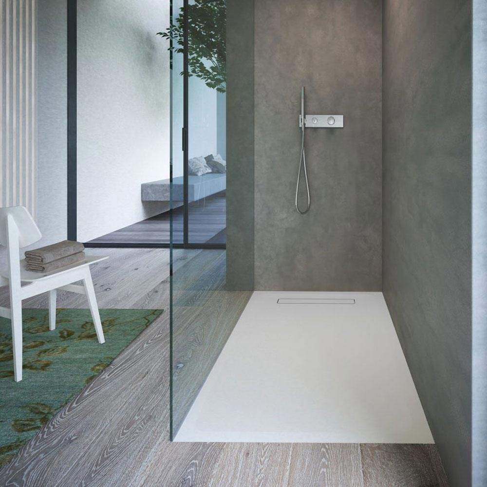 Street Shower Tray by Idea Group