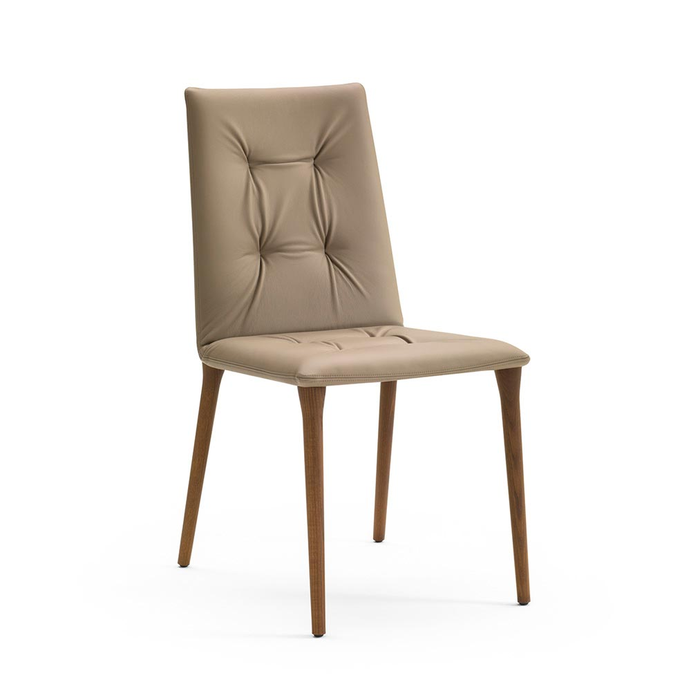 Amanda-High Dining Chair by Italforma