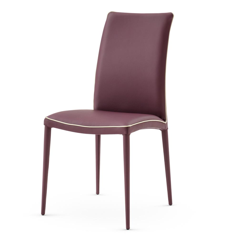 Asia-High Edge Dining Chair by Italforma