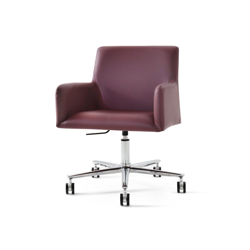 Cindy 5 Ways Swivel Armchair by Italforma