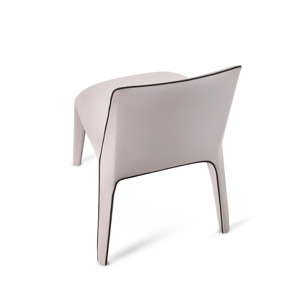 Karma Edge Dining Chair by Italforma